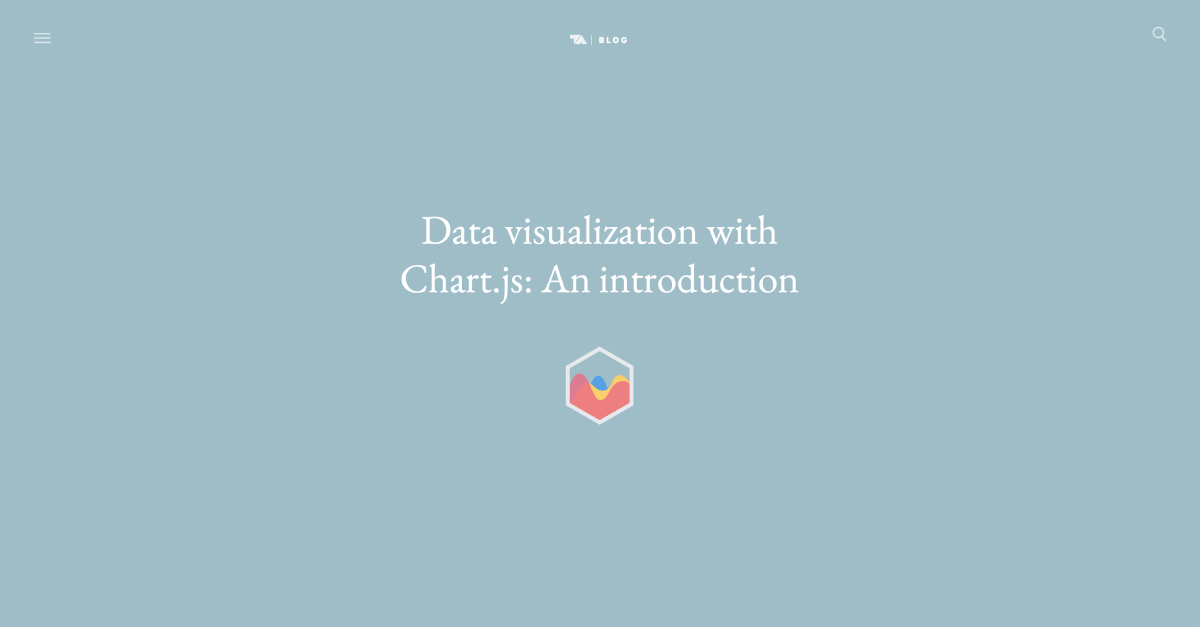 Data visualization with Chart js: An introduction | Tobias Ahlin